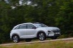 Hyundai Nexo 2019 right side panning
