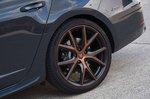 Seat Leon ST Cupra 2019 wheel detail