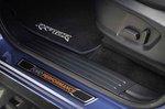 Ford Ranger Raptor 2019 RHD sill detail