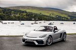 2019 718 Boxster Spyder LHD front static