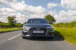 2019 Audi A4 Avant front head-on
