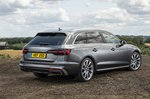 Audi A4 Avant 2021 right rear static