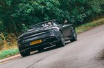 Aston Martin DBS Volante 2019 rear cornering