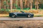 Aston Martin DBS Volante 2019 right panning