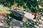 Aston Martin DBS Volante 2019 rear wide cornering