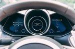 Aston Martin DBS Volante 2019 cluster detail