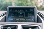 Aston Martin DBS Volante 2019 RHD infotainment