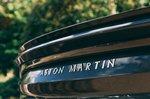 Aston Martin DBS Volante 2019 rear detail