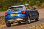 Audi Q2 rear - 19 plate