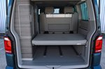 Volkswagen California LHD boot open