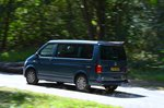 Volkswagen California left panning