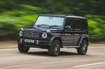 Mercedes G-Class 2021 front left tracking