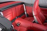 Porsche 911 2019 UK RHD rear seats