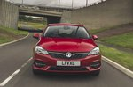 Vauxhall Astra 2019 facelift RHD head-on