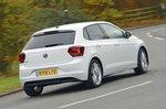 Volkswagen Polo rear - 19 plate
