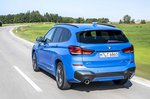 BMW X1 2019 LHD rear tracking