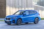 BMW X1 2019 LHD front exterior static