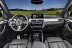 BMW X1 2019 LHD dashboard