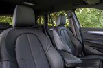 BMW X1 2019 LHD front seats