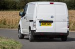 Nissan e-NV200 rear