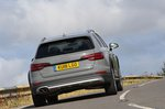 Audi A4 Allroad 2018 rear right cornering