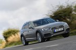 Audi A4 Allroad 2018 front right tracking