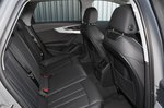 Audi A4 Allroad 2018 RHD rear seats