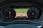 Audi A4 Allroad 2019 LHD infotainment
