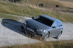 Audi A4 Allroad 2019 hight front tracking