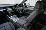 Audi Allroad 2019 RHD front seats and dash