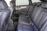 Audi Allroad 2019 RHD rear seats