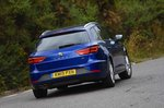 Seat Leon Estate 2019 rear cornering
