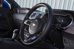 Ford Mustang Coupe 2019 RHD steering wheel