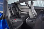 Ford Mustang Coupe 2019 RHD rear seats