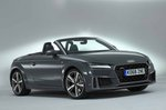 Audi TT Roadster 2019 RHD front left static