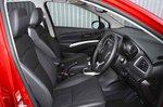 Suzuki SX4 S-Cross 2019 RHD front seats