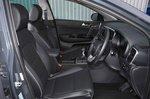 Kia Sportage 2019 RHD front seats