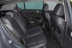 Kia Sportage 2019 RHD rear seats