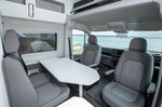 Volkswagen Grand California 2019 RHD living space