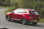 MG ZS Electric 2019 rear right tracking