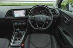 Seat Leon Estate 2019 RHD dashboard