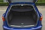 Seat Leon Estate 2019 RHD boot open
