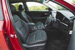 Kia Niro 2019 RHD front seats