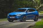 BMW X2 M35i 2019 left front static