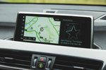 BMW X2 M35i 2019 RHD infotainment