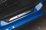 BMW X2 M35i 2019 RHD treadplate detail