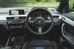 BMW X2 M35i 2019 RHD dashboard