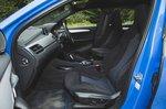 BMW X2 M35i 2019 RHD front seats
