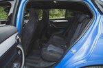BMW X2 M35i 2019 RHD rear seats
