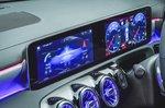 Mercedes CLA infotainment